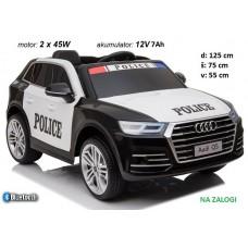 Audi Q5 (policijski) Bluetooth