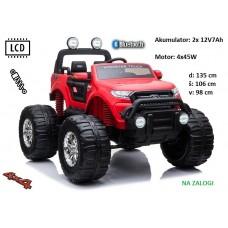 Ford Ranger Monster Truck (rdeč) AKCIJA