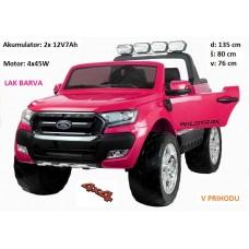 Ford Ranger 4X4 (LAK roza)