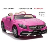 Mercedes Maybach (roza)